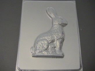 815 3D Bunny Rabbit Right Side Chocolate Candy Mold