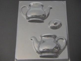 1504 Tea Pot 3D Chocolate Candy Mold