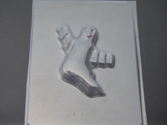 2429 Ghost Large Chocolate Candy or Soap Mold