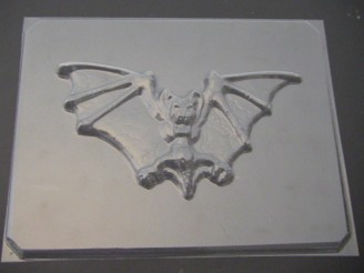 2430 Bat Large Chocolate or Soap Mold