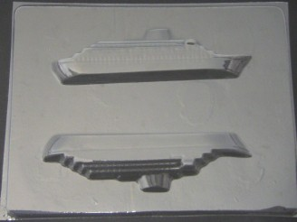 1711 Cruise Ship 3D Chocolate Candy Mold