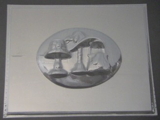2503 Hats and Purse Plaque Chocolate Candy Mold