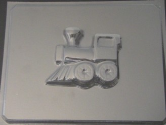 3015 Train Engine Chocolate Candy Mold